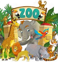 kreskowka-zoo-ilustracja-dla-dzieci-park-rozrywki-32378570